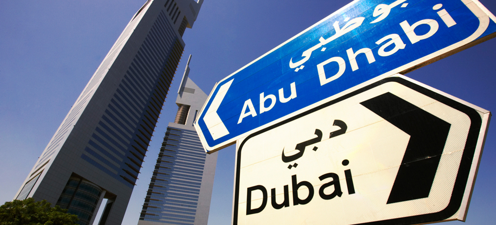 Abu Dhabi and Dubai Property Market