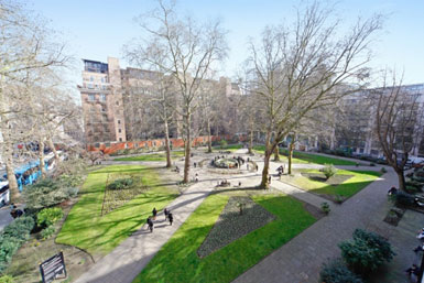 Regeneration and New Property to Let in Nine Elms
