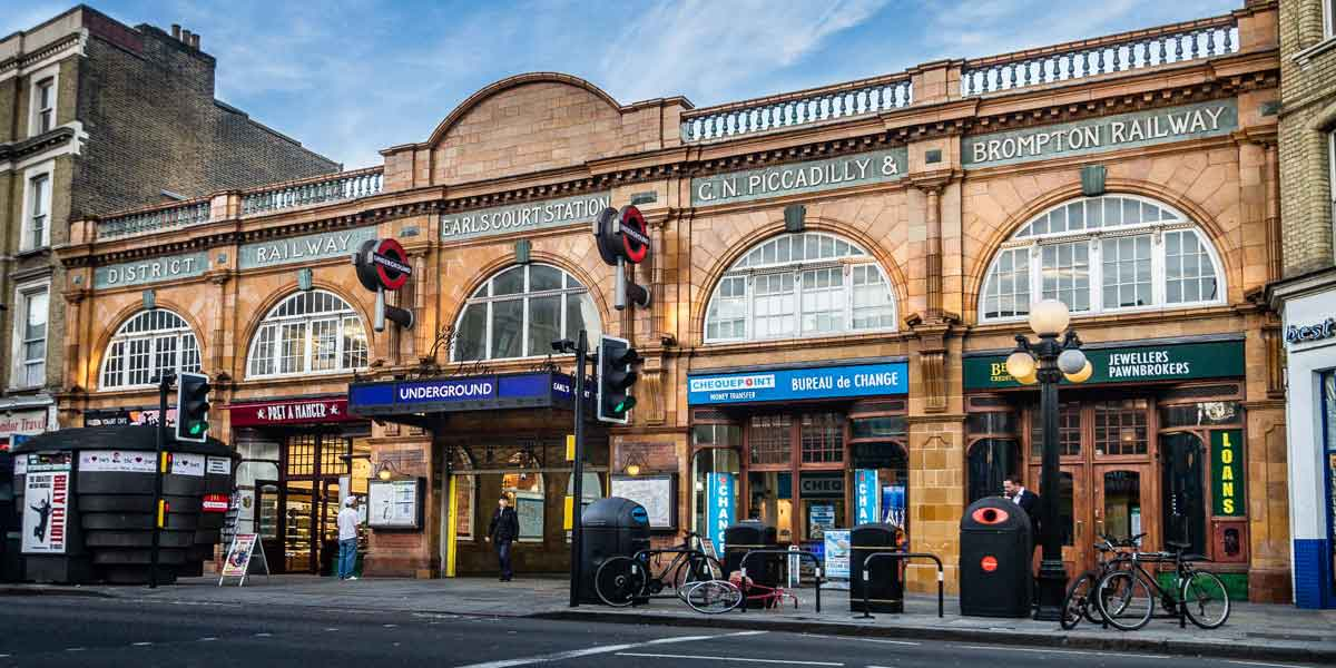 Property Area Guide for Earls Court SW5