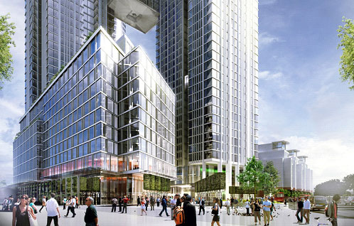 Why Property To Let in Nine Elms is Popular