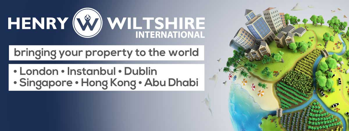 Bringing your property to the world! Offices in London, Singapore, Hong Kong, Abu Dhabi