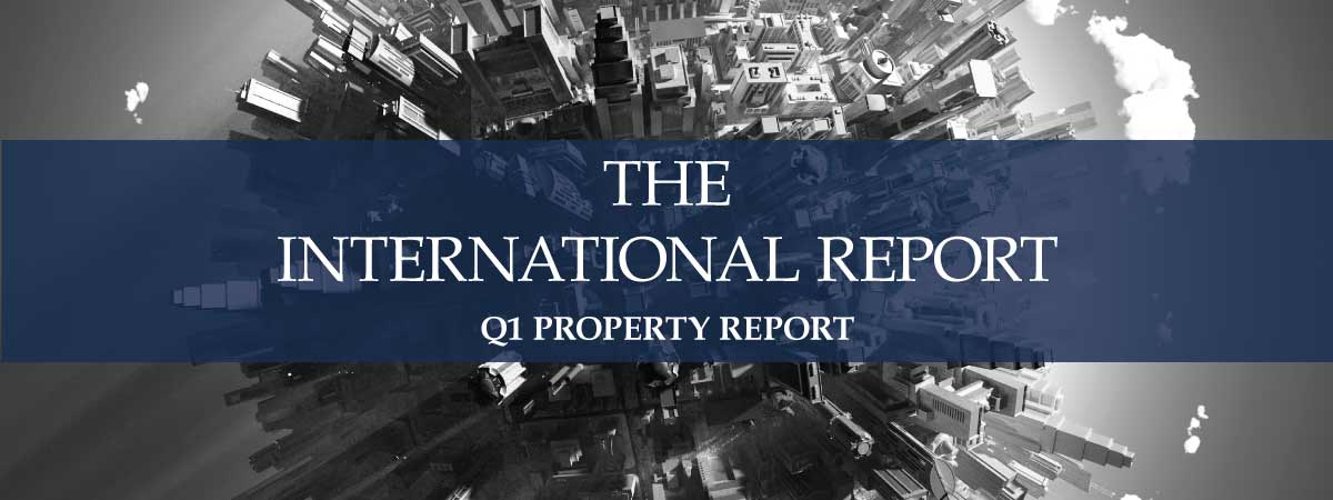 The International Report - we discuss the global property market and offer advice for investors.