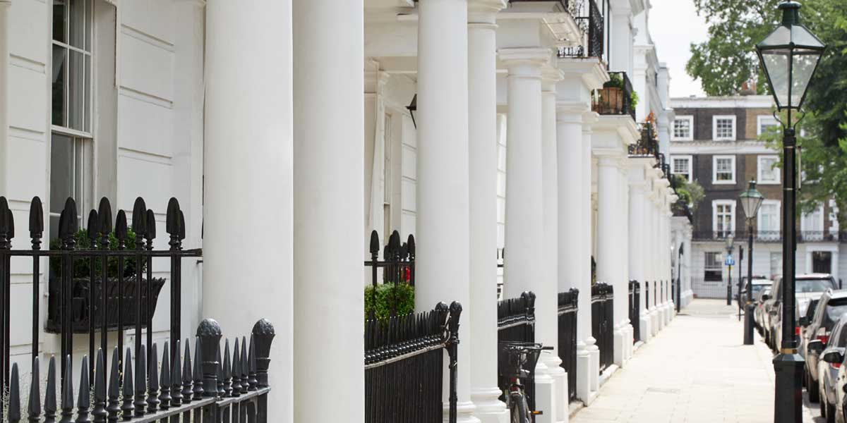 Property Area Guide for West Chelsea SW10
