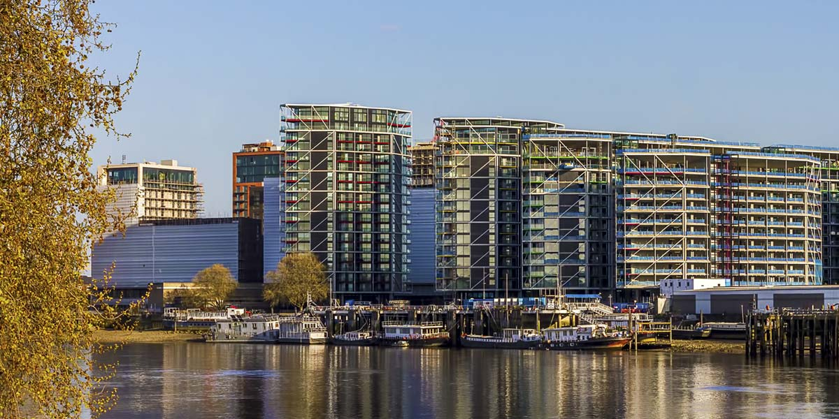 Property Area Guide for Nine Elms SW8